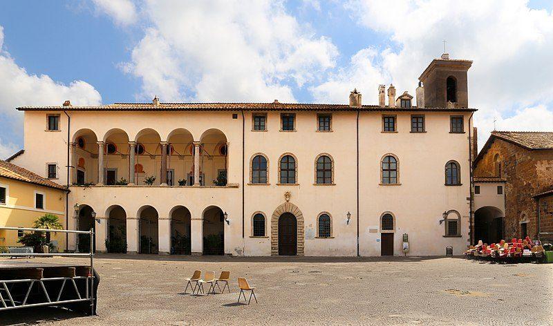 Palazzo Ruspoli, Cerveteri