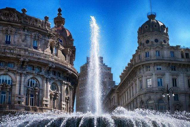 Piazza di Genova