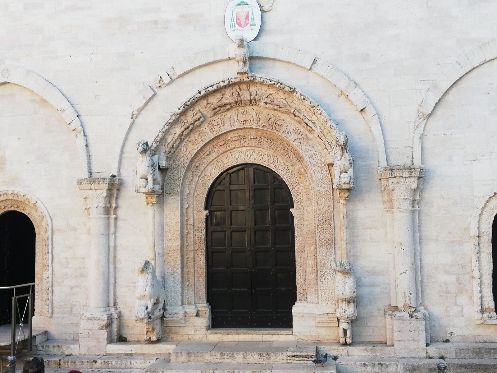 Portale della Cattedrale di Ruvo