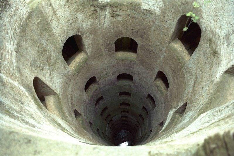 Pozzo di San Patrizio di Orvieto