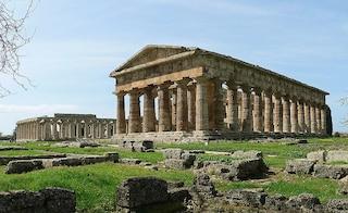 Una passeggiata tra gli antichi templi di Paestum