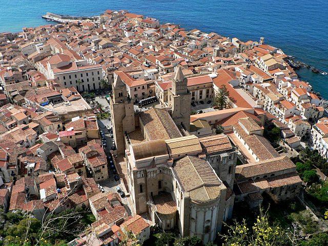 Veduta di Cefalù – Foto Wikipedia
