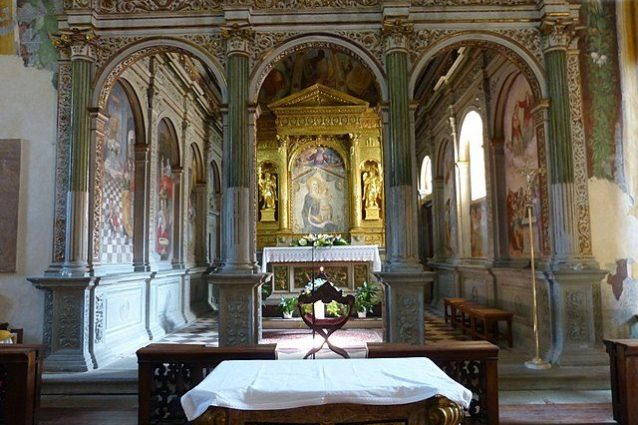 Cappella della Madonna – Foto Wikimedia Commons