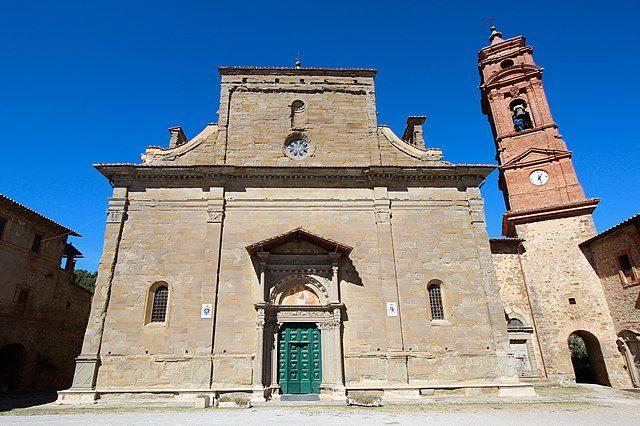 Santuario della Madonna di Mongiovino – Foto Wikimedia Commons