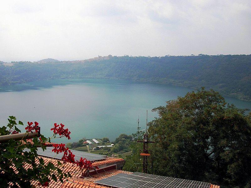 Lago di Nemi e Genzano di Roma