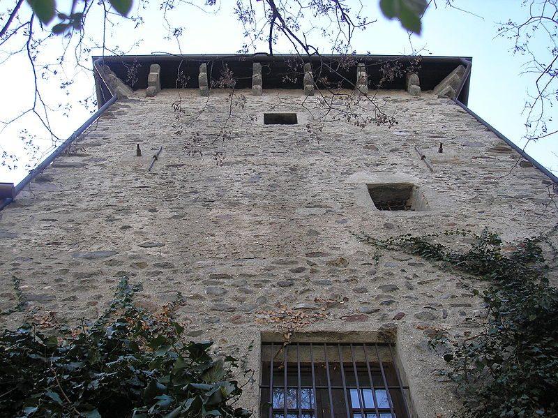Sondrio Castel Masegra torre nord est