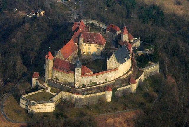 Fortezza di Coburgo – Foto Wikipedia