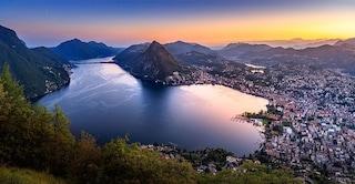 Lugano: la Svizzera che parla italiano