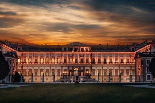 Villa Reale Monza.
