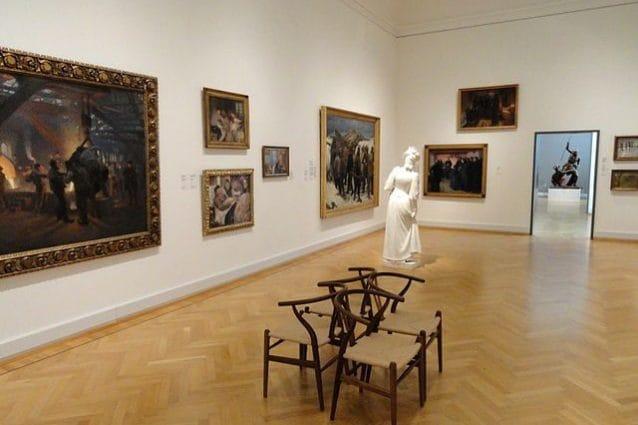 Copenhagen, Statens Museum for Kunst – Foto Wikimedia Commons