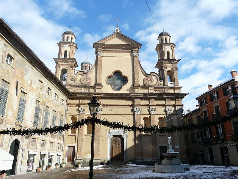 Collegiata Santa Maria Maggiore, Novi Ligure