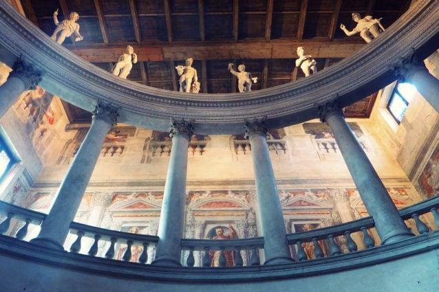 Teatro All'Antica di Sabbioneta