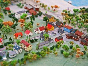 Miniature di città