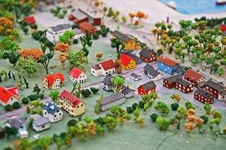 Il parco in miniatura più grande del mondo: Small Worlds Tokyo