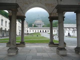 Santuario di Oropa: un luogo magico del Piemonte