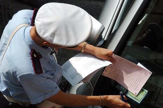 Aumentano le multe per violazioni del Codice della Strada