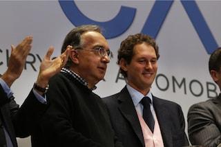 """Fca, John Elkann ricorda Sergio Marchionne: """"Il suo esempio è vivo e forte in ognuno di noi"""""""