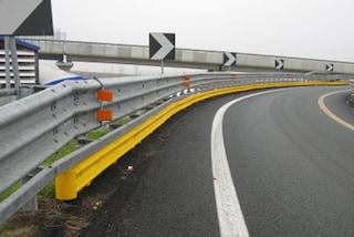 Guardrail salva-motociclisti, pronto il decreto