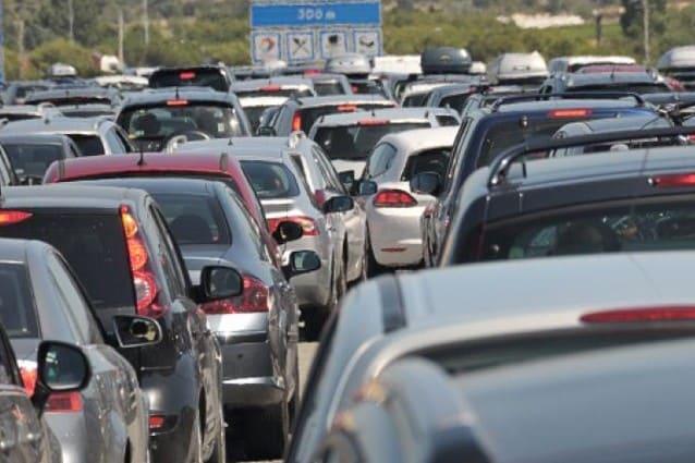 È importante scegliere bene il giorno di partenza per evitare il traffico da bollino nero.
