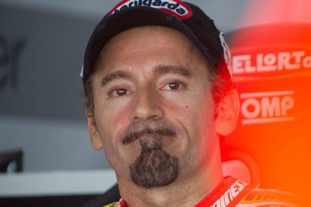 Max Biaggi, 47 anni / Getty