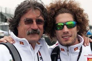 """Marco Simoncelli vive con il team Sic58:  """"Non sono coincidenze, sei tu"""""""