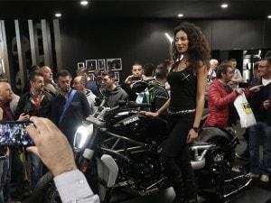 La nuova Ducati XDiavel eletta la moto più bella della 73esima edizione di Eicma