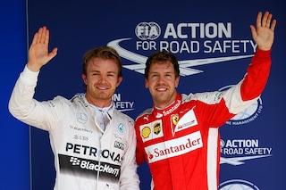 """Rosberg: """"Vettel-Leclerc in Ferrari? Mi ricordano la coppia Alonso-Hamilton nel 2007..."""""""