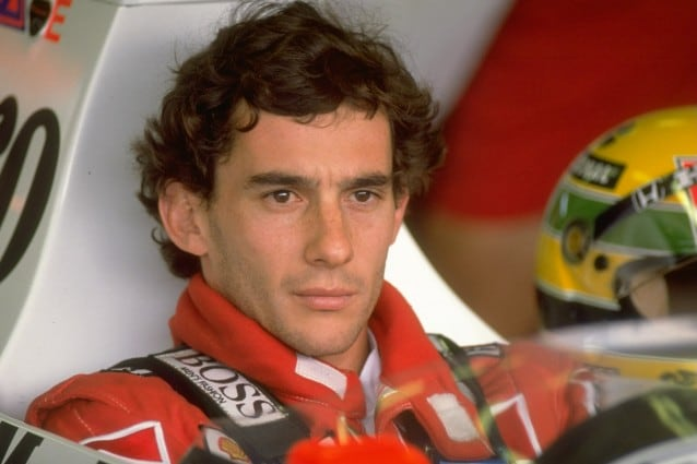 Ayrton Senna, The Magic