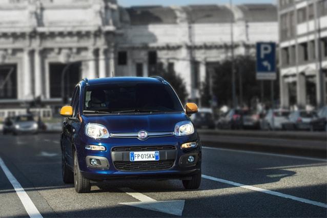 Fiat Panda, l'auto più venduta in Italia