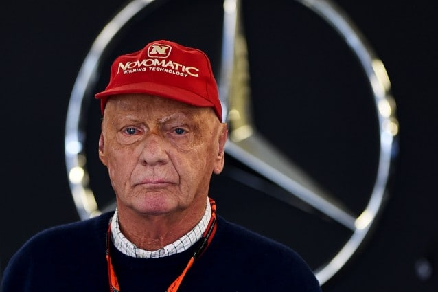 Niki Lauda, 69 anni / Getty Images