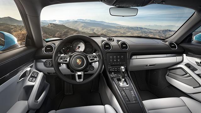 Porsche Cayman 4 cilindri