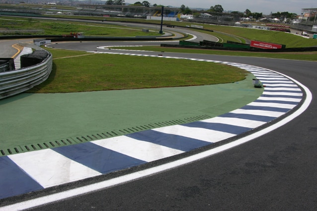 Gp del Brasile, pista di Interlagos