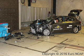 Fiat Tipo, crash test disastrosi: Euro NCAP assegna 3 stelle