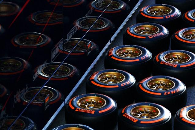 Pneumatici Pirelli – Getty Images