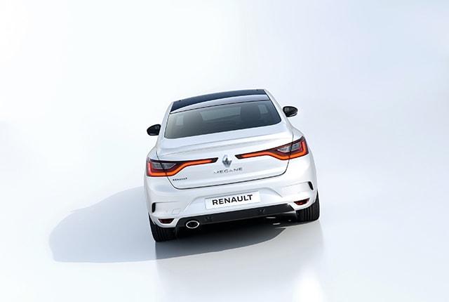 Renault Megane Quattro Porte