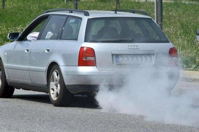 Auto inquinamento