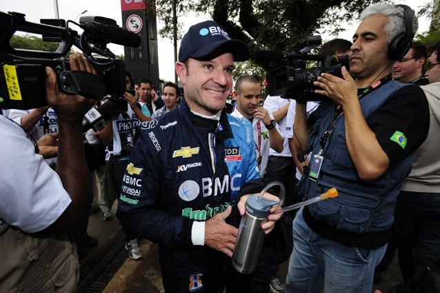 Rubens Barrichello – Getty Images