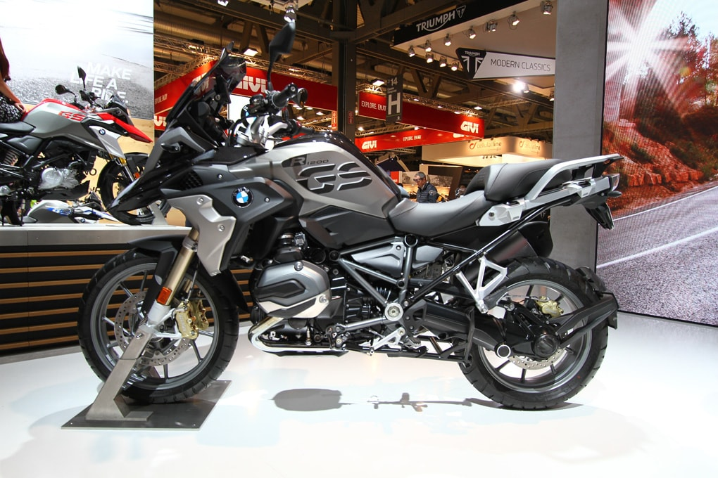 BMW R1200 GS in versione Exclusive