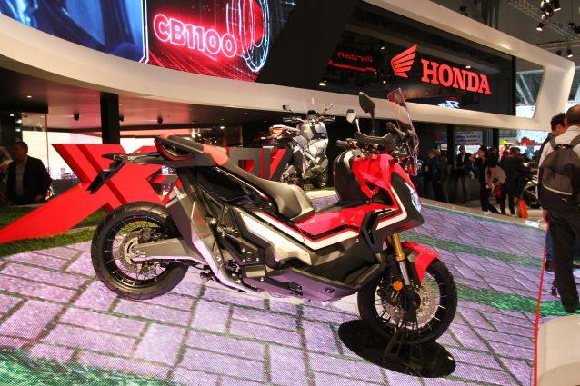 Honda X–ADV
