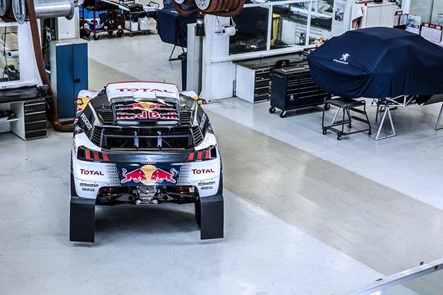 Peugeot 3008 DKR 2017 Dakar