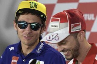 Dovizioso nel DTM, ma il vero obiettivo era Valentino Rossi
