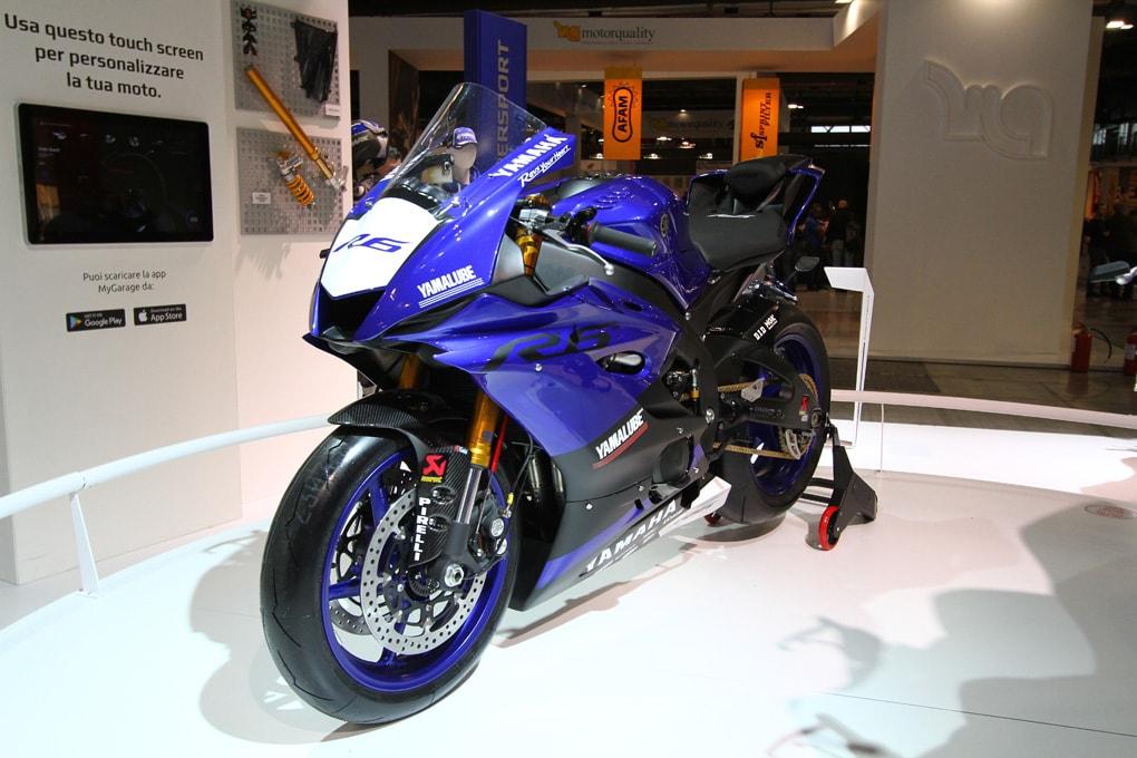 Yamaha YZF–R6 Racing Version
