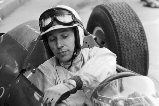 John Surtees – Photo by Victor Blackman/Express/Getty Images
