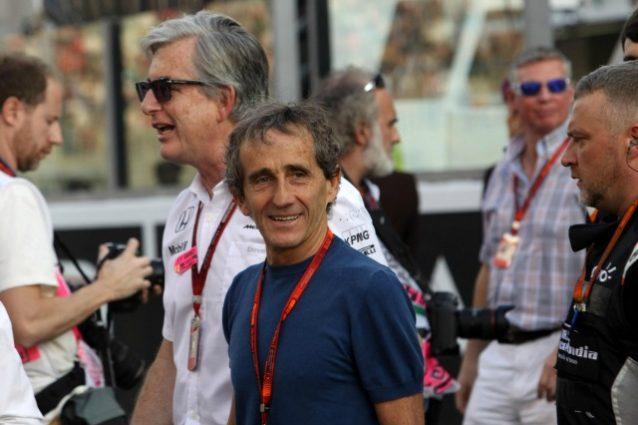 Alain Prost / LaPresse