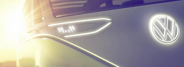 Volkswagen Concept ID Detroit 2017