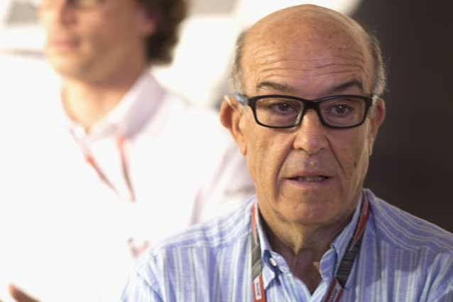 Il ceo di Dorna Sports Carmelo Ezpeleta / GettyImages