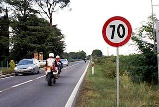 Incidenti stradali, 2.100 vittime in meno nell'Ue con limiti di velocità ridotti di 1 km/h