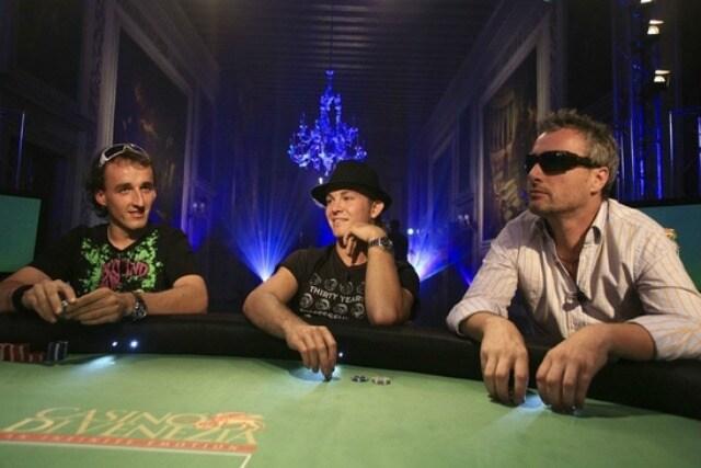 Rosberg poker