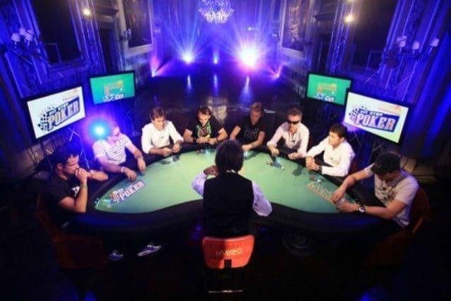 tavolo poker piloti