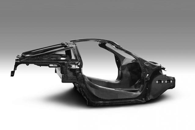 Teaser Super Series McLaren